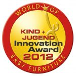 bednest-prijs-beste-babymeubel-duitsland-kind-und-jugend-innovation-award-gold-world